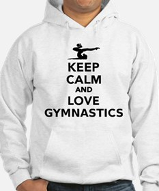 Keep calm and love gymnastics Sweatshirt