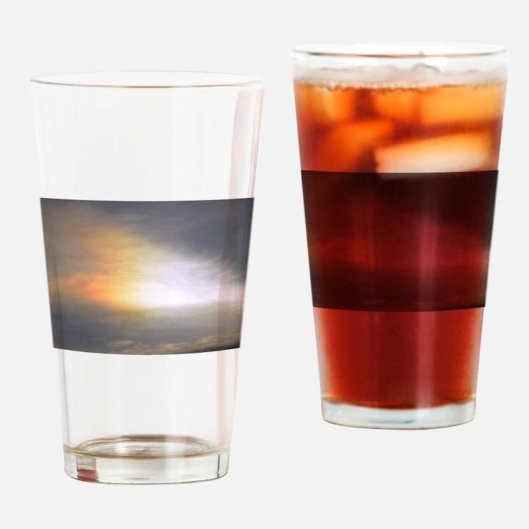 Sundog Angel Drinking Glass