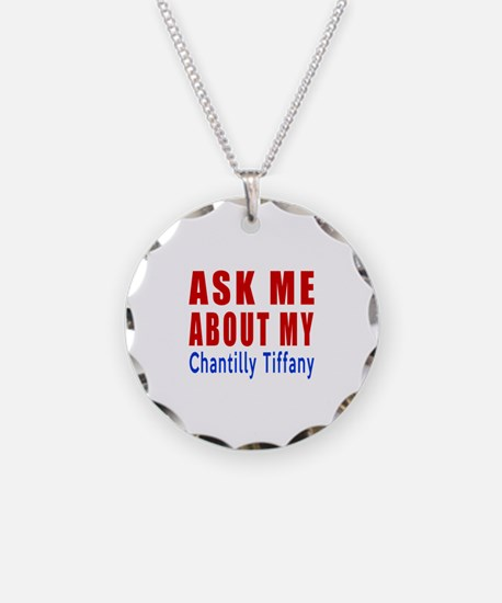 Ask Me About My Chantilly Ti Necklace