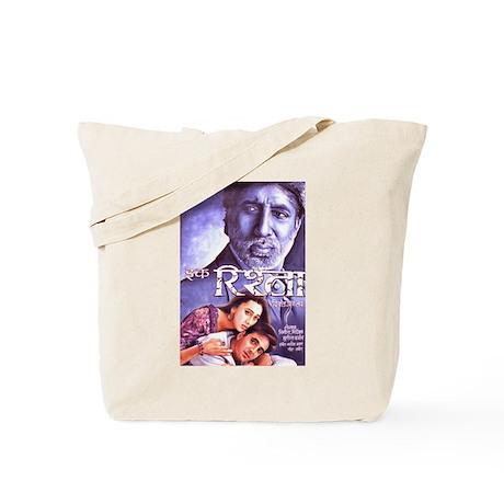 Hindi Bollywood Movie Tote Bag