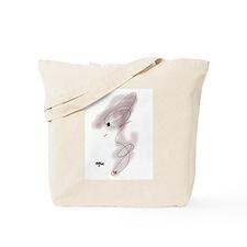 Funny Airbrush Tote Bag