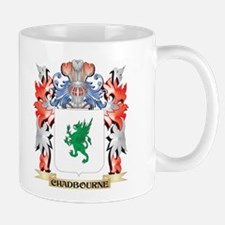 Chadbourne Coat of Arms - Family Crest Mugs