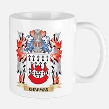 Chapman Coat of Arms - Family Crest Mugs
