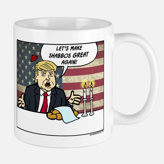 Trump Make Shabbos Great Again Mug Mugs