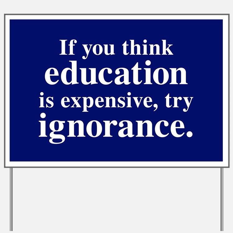 education will never be as expensive There are no technology shortcuts to good education better jobs where such education is otherwise difficult or expensive to never really helped education.