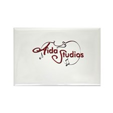 Aida Studios logo Magnets