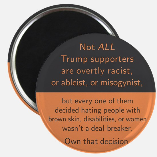 Trump Supporters Magnets