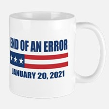 End of an Error 2021 Mugs
