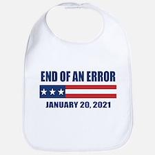 End of an Error 2021 Baby Bib