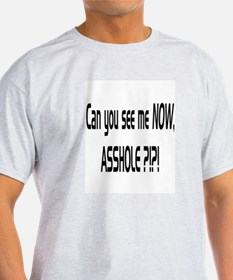 2-can you see me now bike shirt.jpg T-Shirt