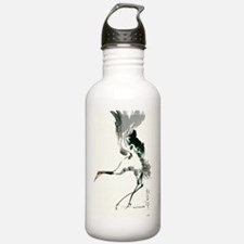 Cute Cranes Water Bottle