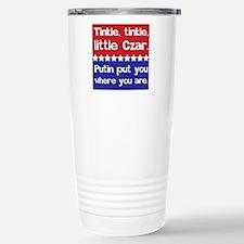 Tinkle Tinkle, Little C Travel Mug