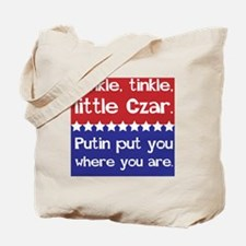 Tinkle Tinkle, Little Czar Tote Bag