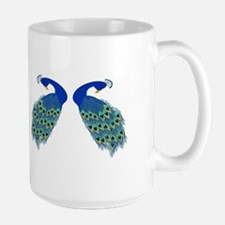 PEACOCKS Mugs