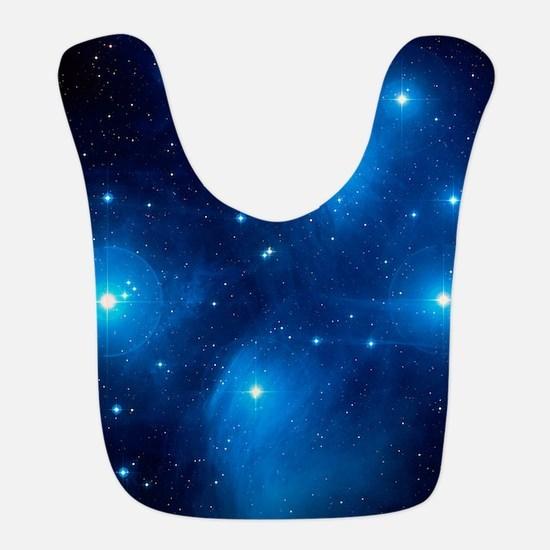 Pleiades Polyester Baby Bib