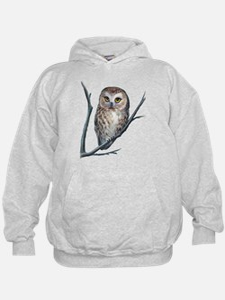 saw-whet owl dark shirt Sweatshirt