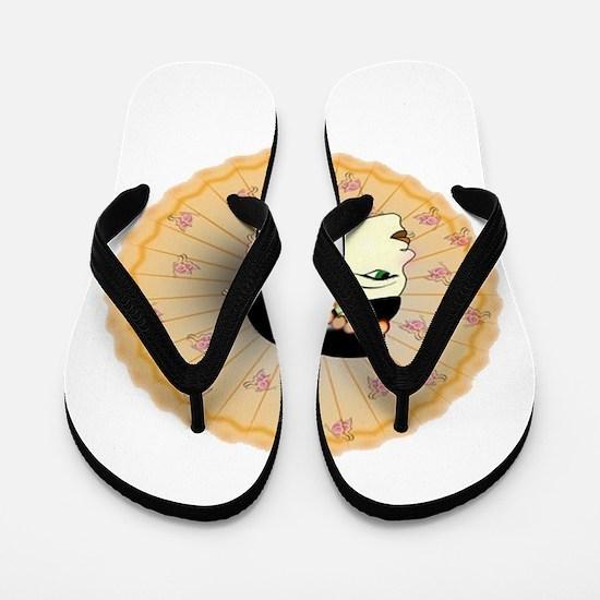 SHE Flip Flops