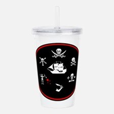 BROTHERHOOD Acrylic Double-wall Tumbler