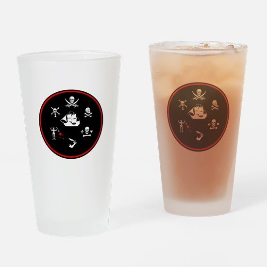 BROTHERHOOD Drinking Glass