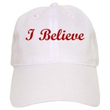 I Believe Baseball Cap