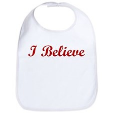 I Believe Bib