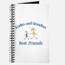 Kaden & Grandma - Best Friend Journal