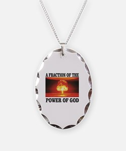 fraction of gods power Necklace