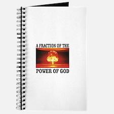 fraction of gods power Journal
