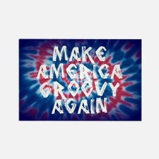 Make America Groovy Again Magnets