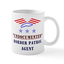 Undocumented Border Patrol Mug