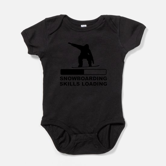 Snowboarding Skills Loading Body Suit
