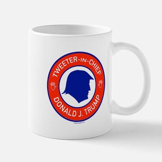 Trump Tweeter in Chief Mug
