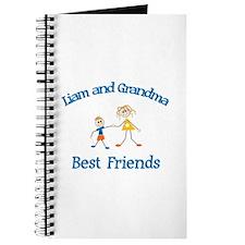 Liam & Grandma - Best Friends Journal