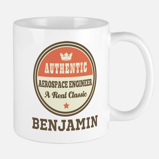 Personalized Aerospace Engineer Gift Mugs