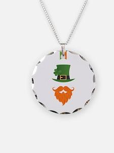 happy st patrick's day Necklace