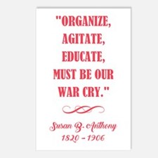 ORGANIZE... Postcards (Package of 8)