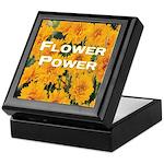 Coreopsis Flower Power Keepsake Box