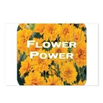 Coreopsis Flower Power Postcards (Package of 8)