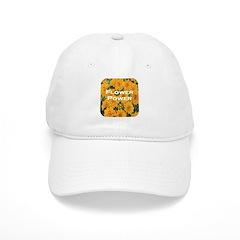 Coreopsis Flower Power Baseball Cap