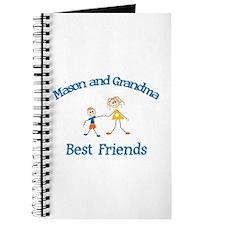 Mason & Grandma - Best Friend Journal