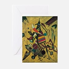 Points by Kandinsky, Abstract Art Greeting Cards