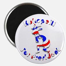 Kokopelli for President #3 Magnet