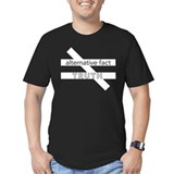 Alternative facts Fitted T-shirts (Dark)