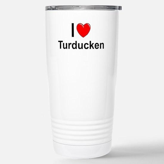 Turducken Stainless Steel Travel Mug