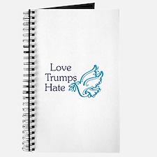 Love Trumps Hate Journal