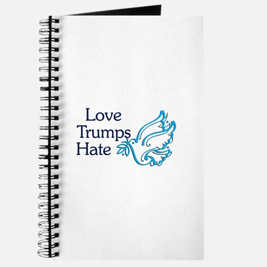 Love Trumps Hate Journal
