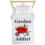 Garden Addict Twin Duvet