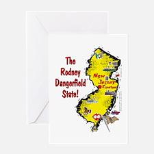 NJ-Rodney! Greeting Card