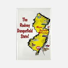 NJ-Rodney! Rectangle Magnet