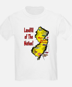 NJ-Landfill! T-Shirt